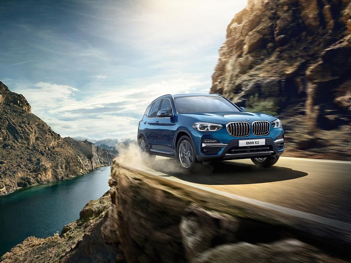BMW launch the X3 xDrive30i SportX at Rs 56.50 lakh