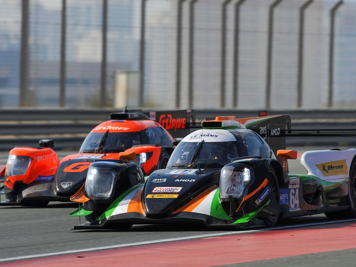 Racing Team India takes first step on the road to Le Mans