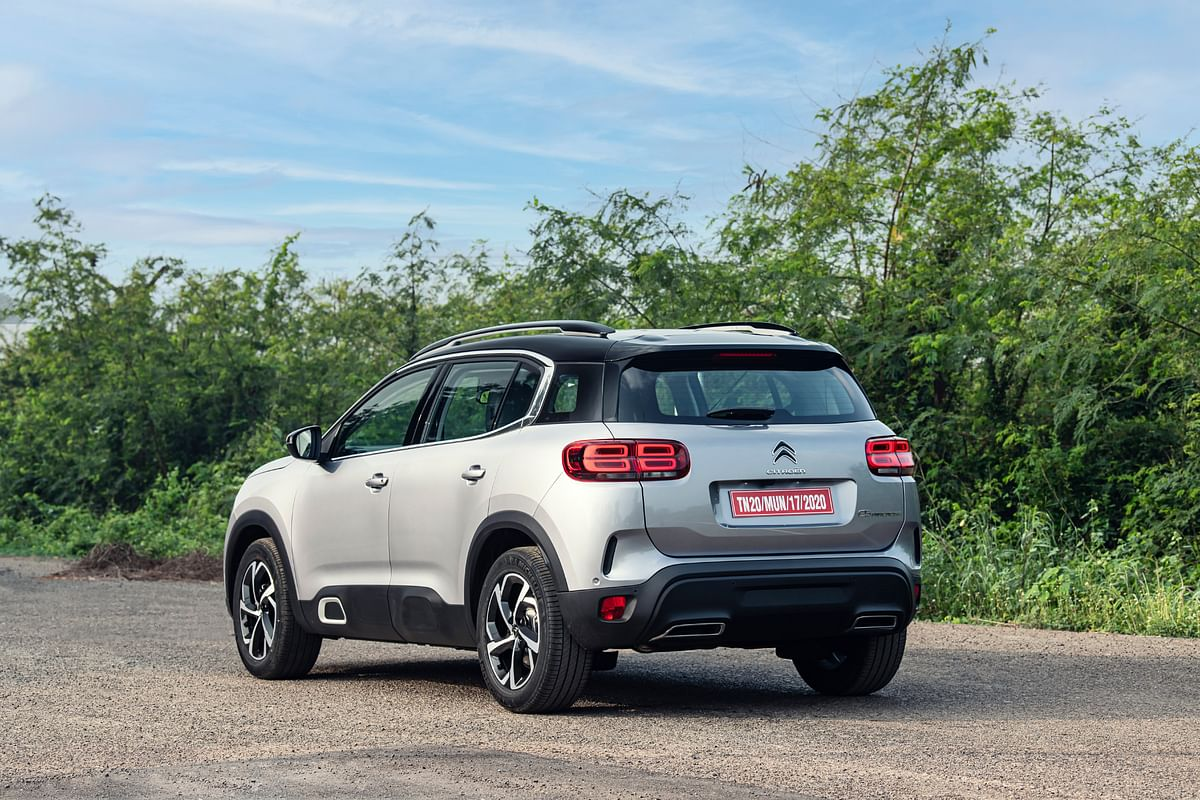 Although the C5 Aircross looks good, the focus has been on the ride quality and comfort
