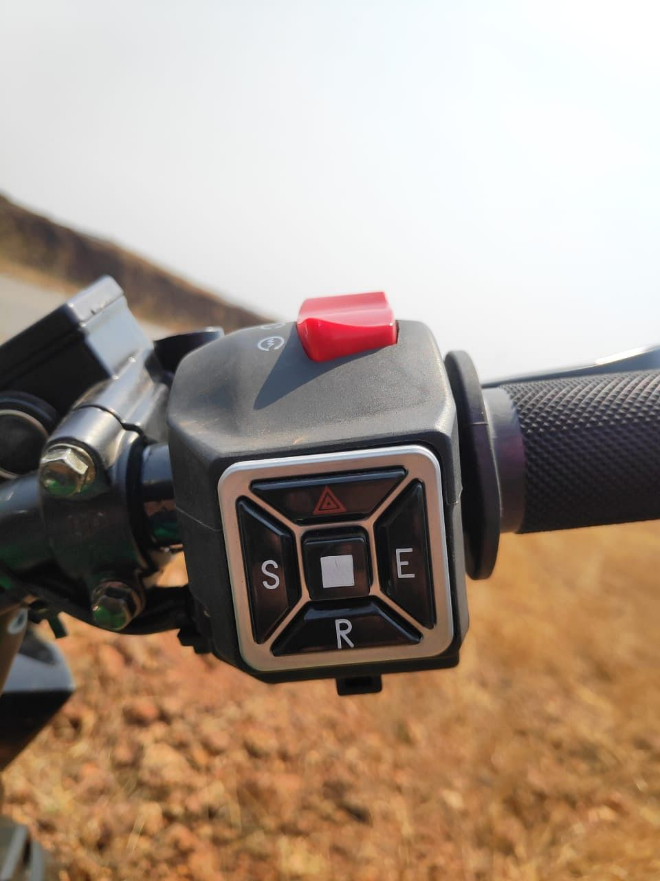KM4000 switchgear for riding modes