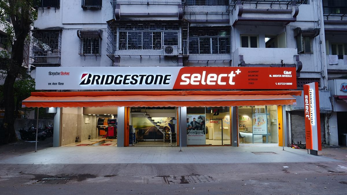 Bridgestone launches Select+, India's first digitally based tyre sales and service initiative in Pune