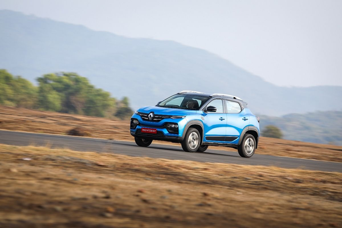 Renault Kiger's turbo-petrol engine is enthusiastic