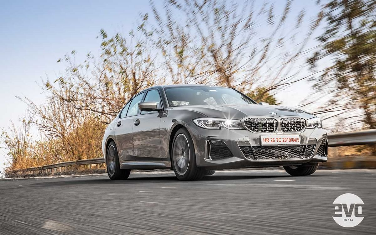 The M340i you see here is the first of the BMW M Performance cars