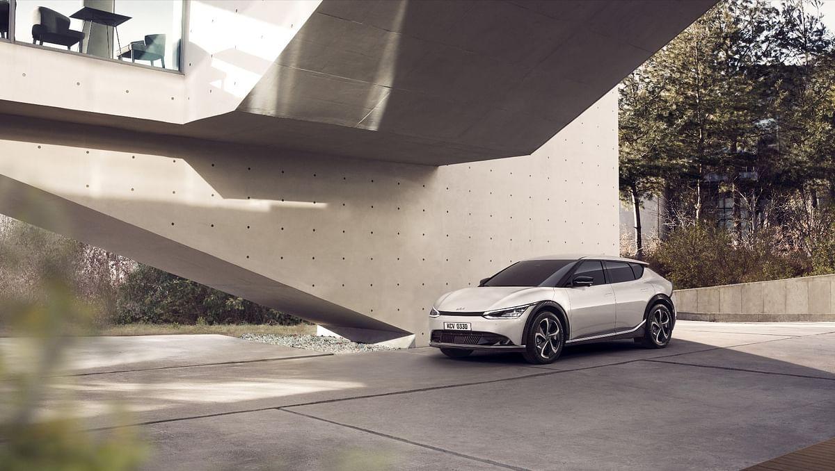 Kia EV6 showcases new design philosophy