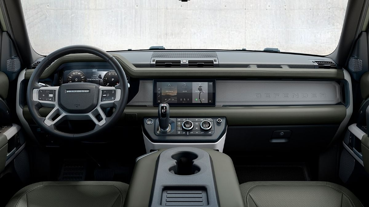 Gets identical 10-inch screensize for the infotainment system and instrument cluster