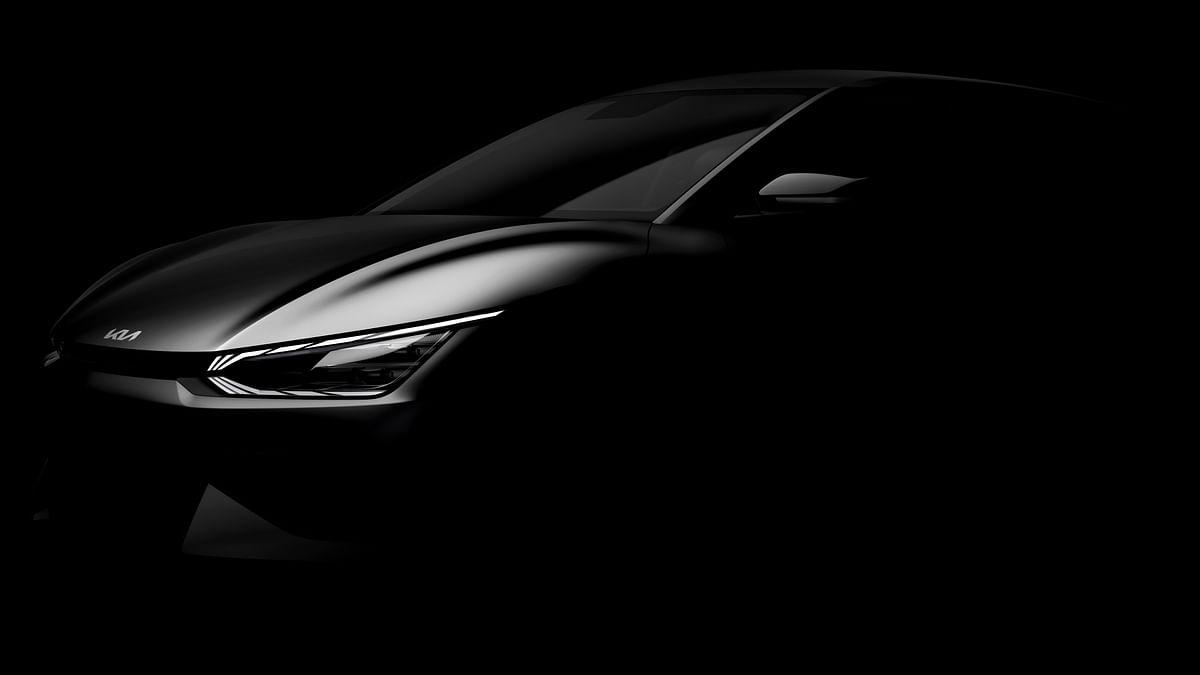 Kia EV6, the brand's first dedicated EV teased