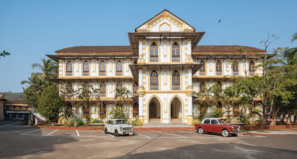 The Palace to Palace Vintage drive witnessed some of the rarest cars on the streets of Goa