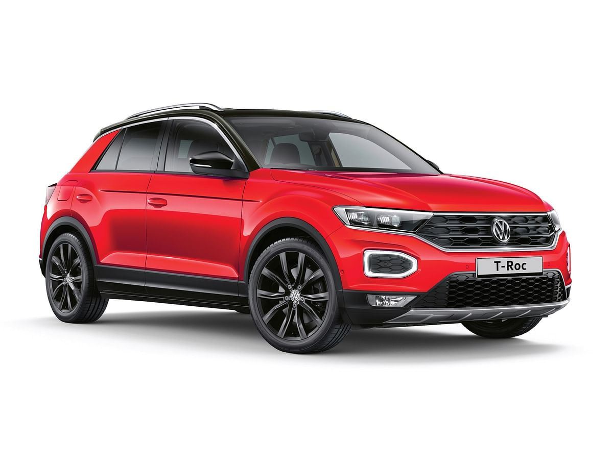 2021 VW T-Roc launched at Rs 21.35 lakh