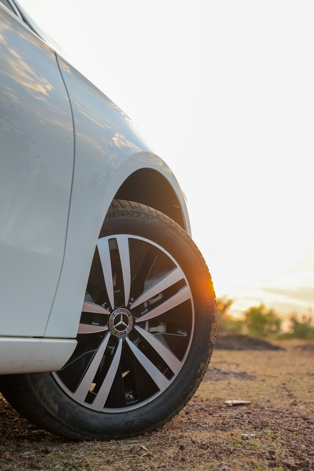 17-inch wheels on higher-profile rubber are standard and the ride height has gone up by 15mm