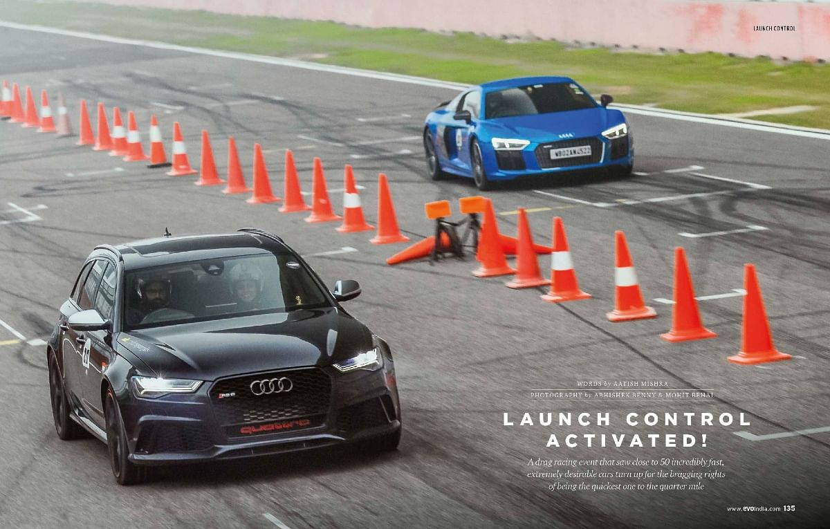 We get to the BIC to watch some of India's fastest supercars taking a dig at each other