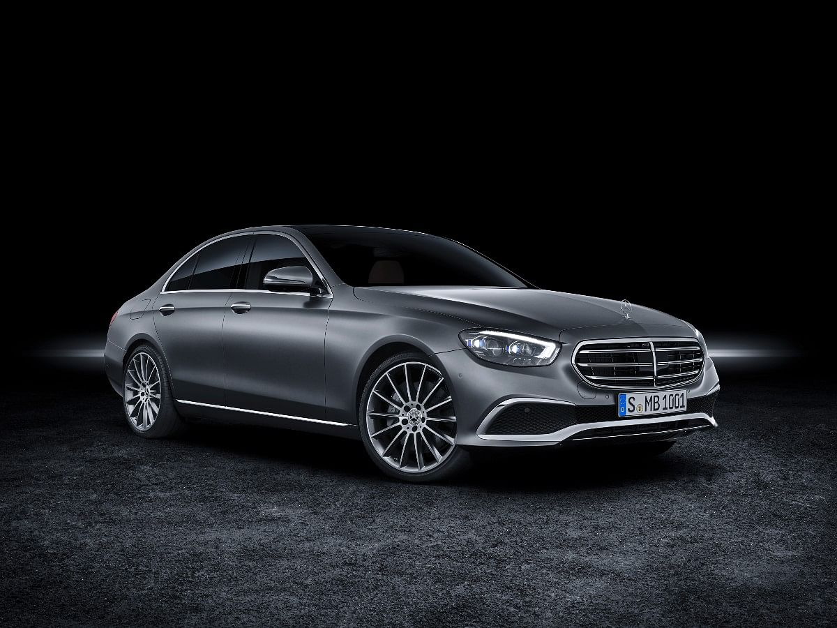 2021 Mercedes E-Class gets S-Class inspired styling