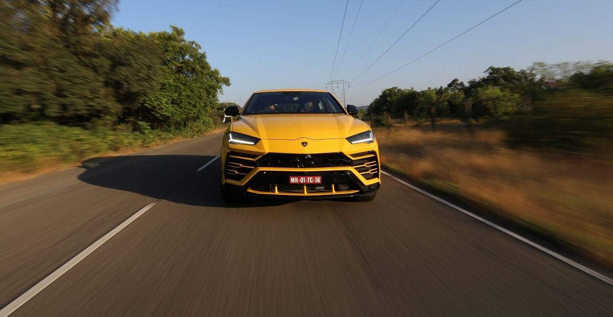 The Urus is set to further grow Lamborghini's footprint in India