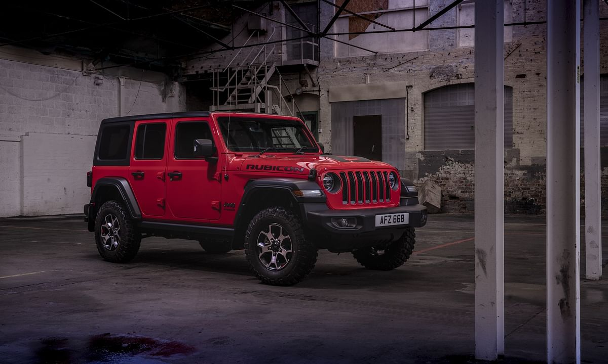 Jeep has introduced the Wrangler 1941 to celebrate the brand's 80th anniversary.