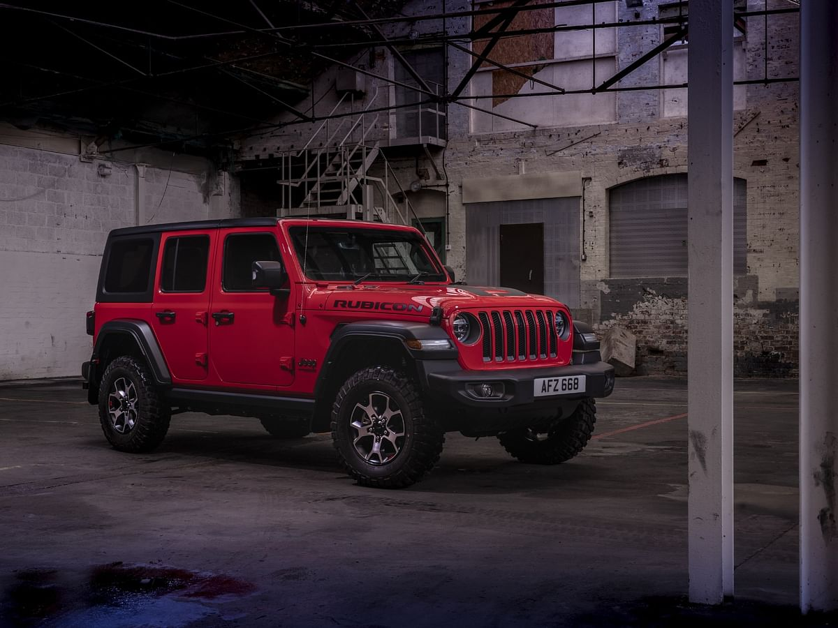 Jeep introduces the Wrangler 1941