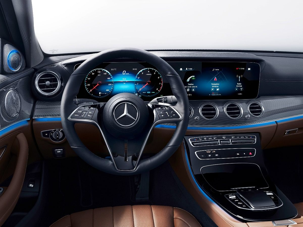 2021 E-Class gets second generation MBUX system and two large dual screens