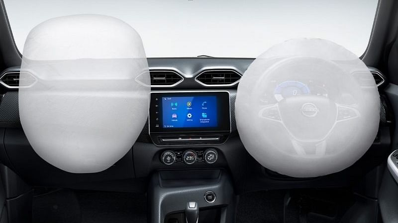 Dual front airbags made obligatory for passenger cars sold in India