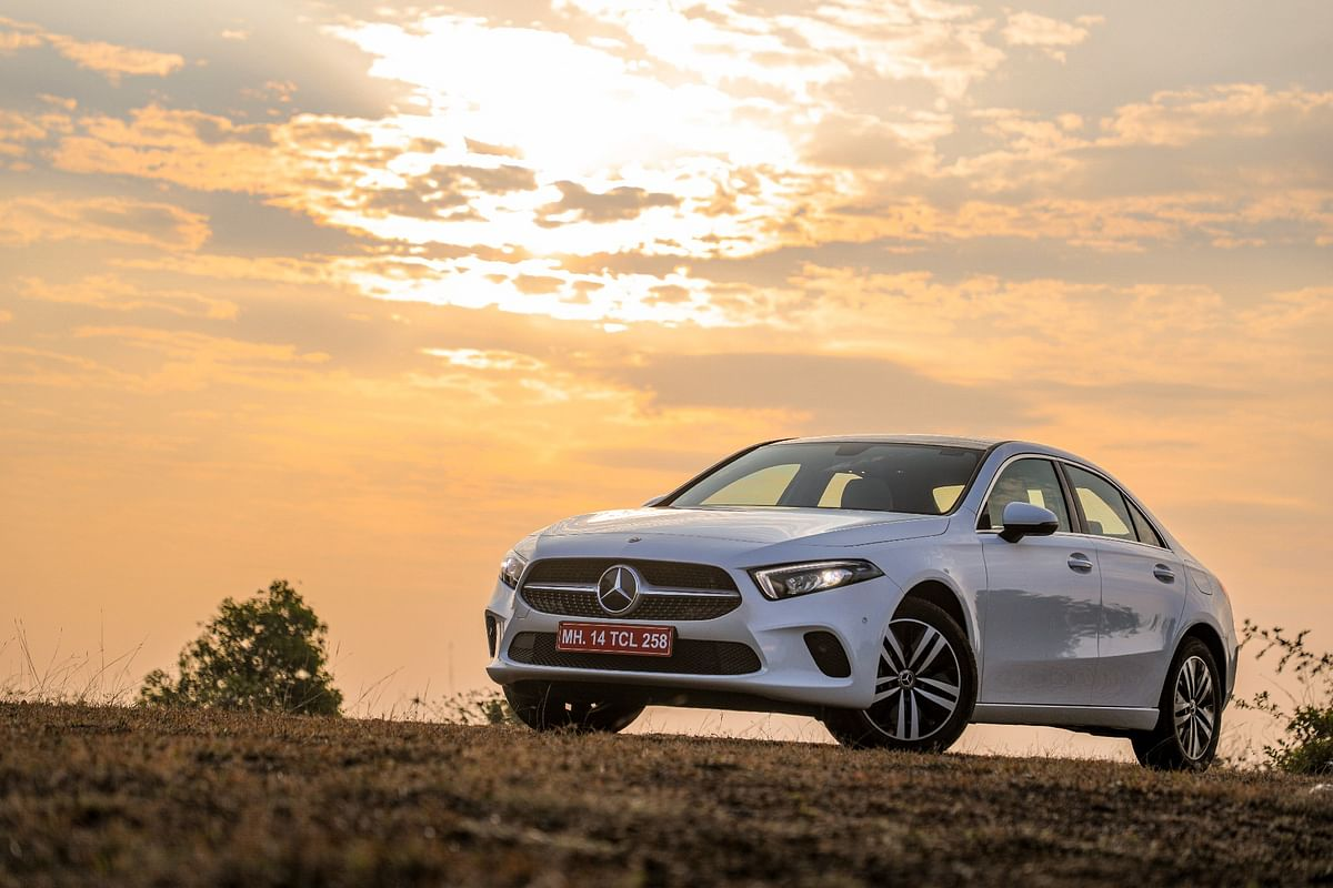Will the A-Class Limousine move buyers back to cars?