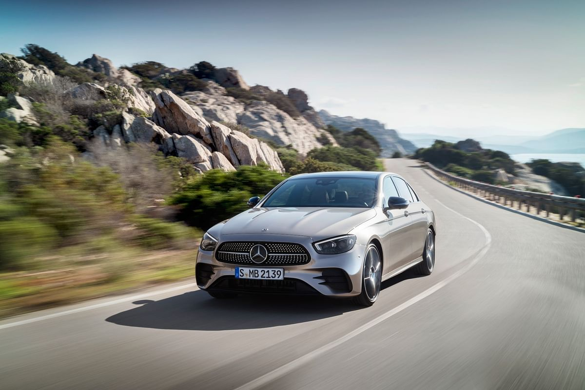 Mercedes E-Class facelift launched at Rs 63.6 lakh