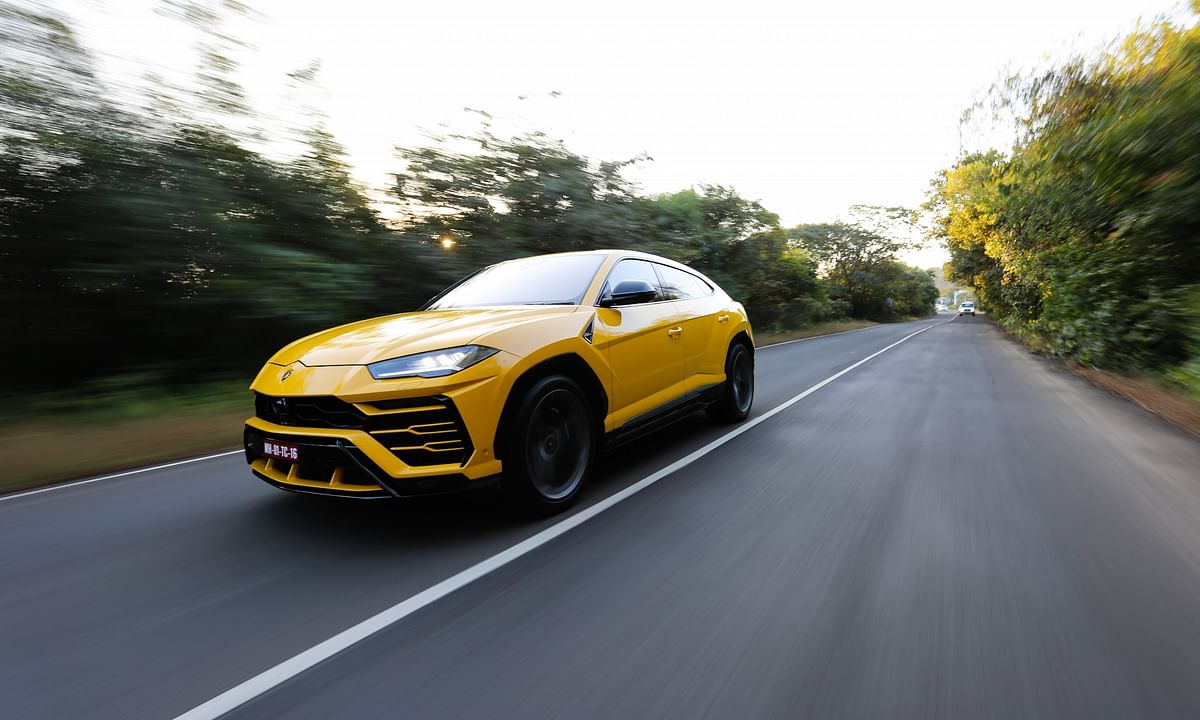 The Lamborghini Urus is the best selling model for the company in India