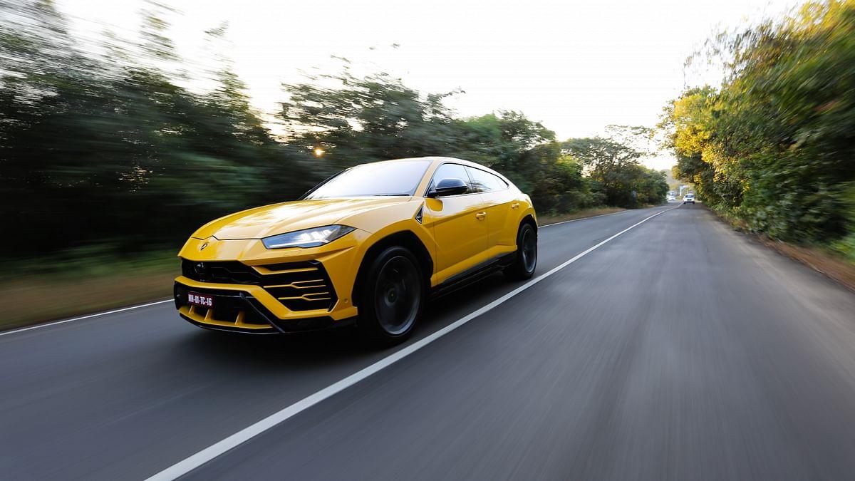 100 Lamborghini Urus' delivered in India
