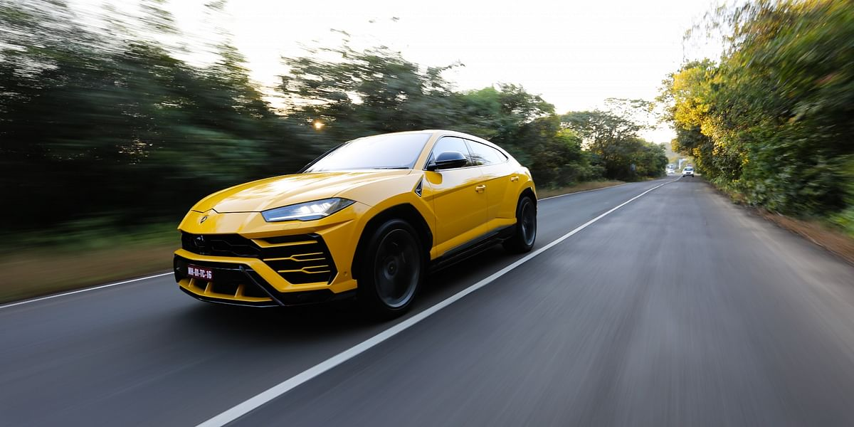 100 Lamborghini Urus' delivered in India