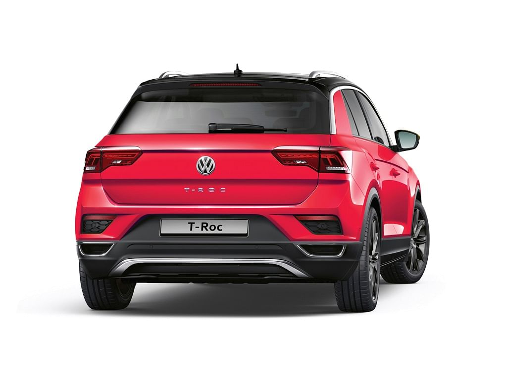 The VW T-Roc continues to sport enthusiastic performance