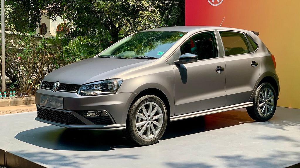 Volkswagen unveils Polo Matt Edition in India