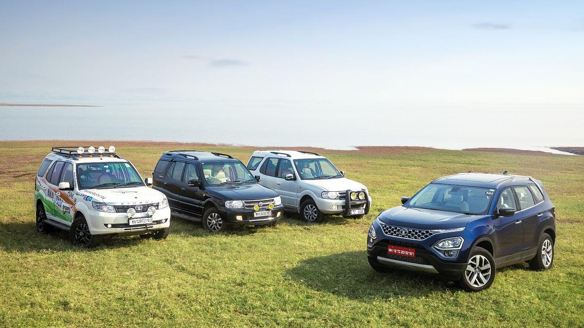 Is the new Tata Safari worthy of the badge?