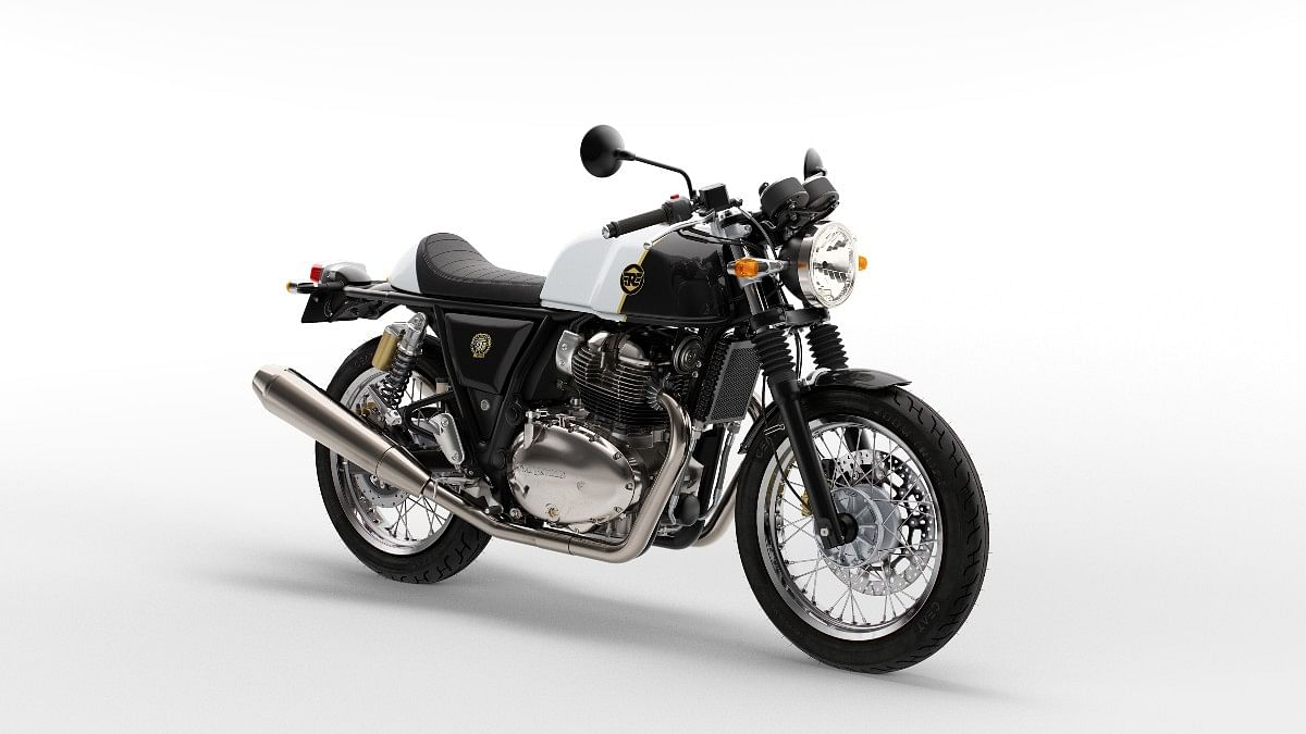Royal Enfield Continental GT 650 Dux Deluxe