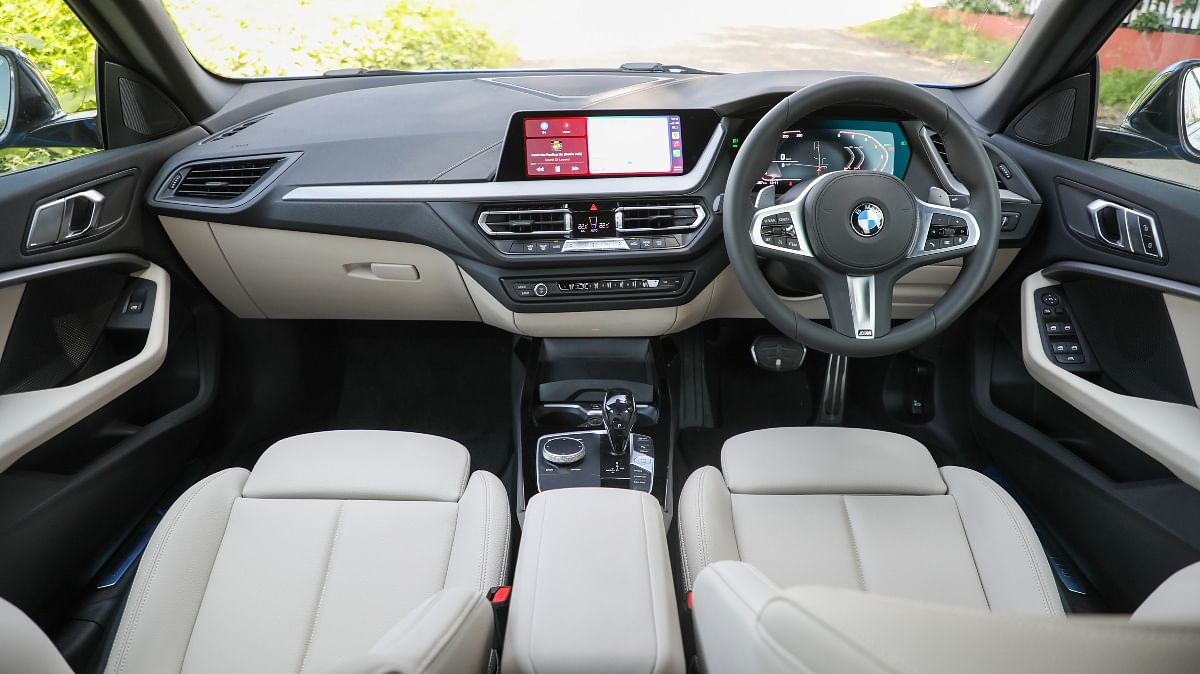 BMW gets a 10.25-inch  infotainment system
