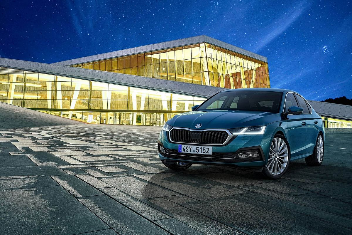 Fourth generation Skoda Octavia slated for India launch in April