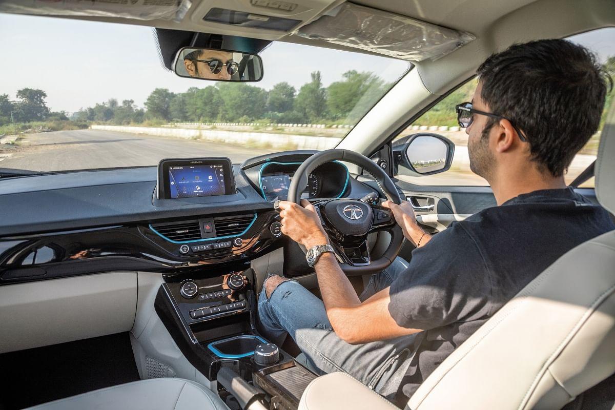 The ARAI tested range of the Tata Nexon EV is 312km