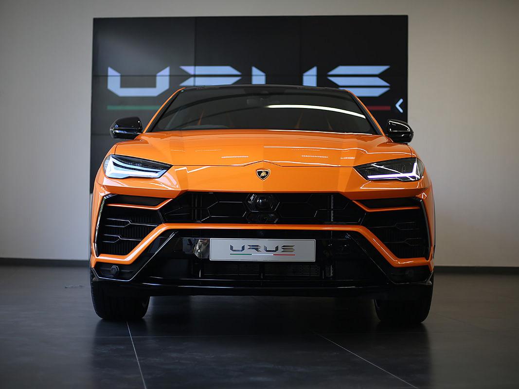 Lamborghini launches Urus Pearl Capsule in India