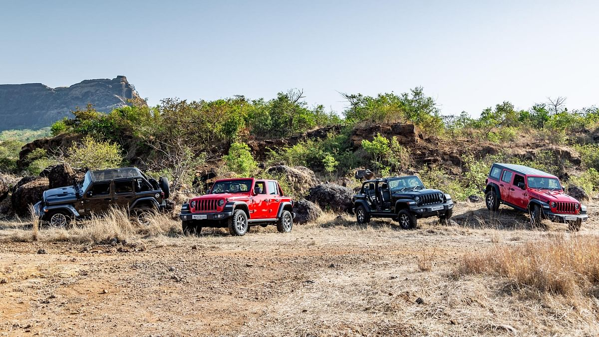2021 Jeep Wrangler launched at Rs 53.90 lakh
