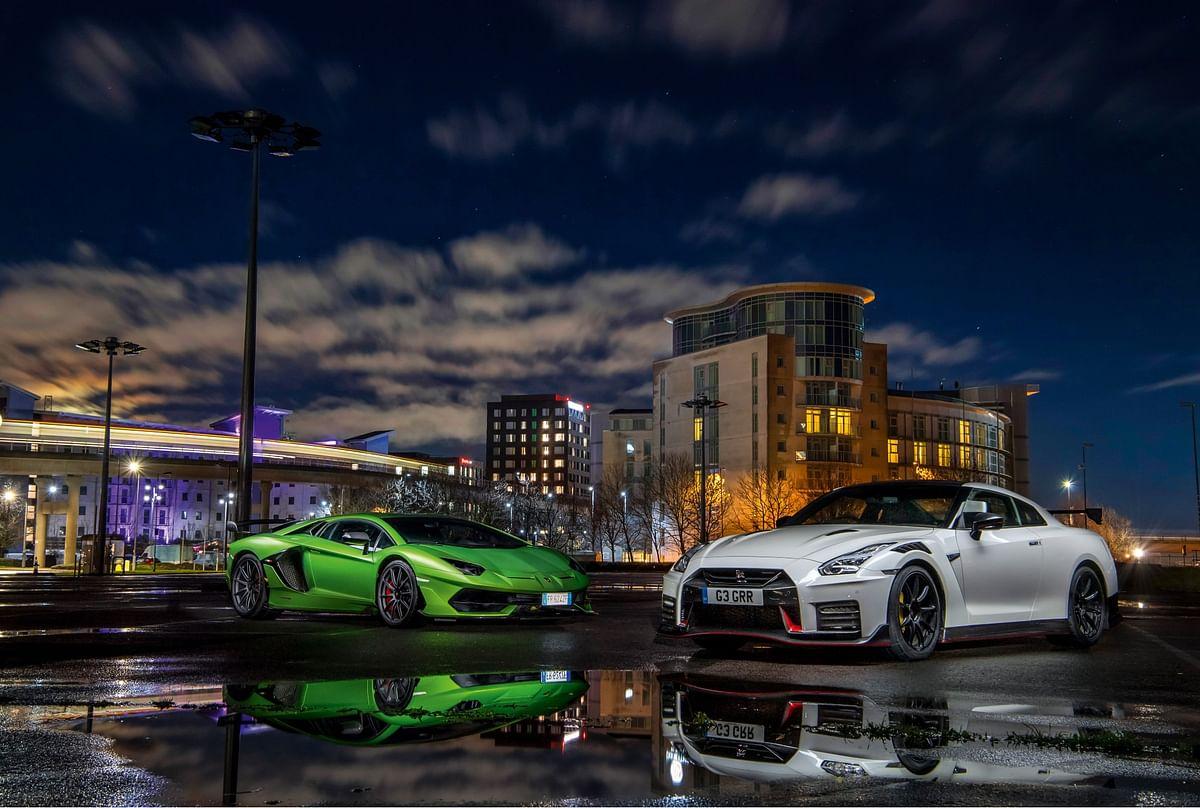 Lamborghini Aventador SVJ vs Nissan GT-R Nismo |  The last hurrah