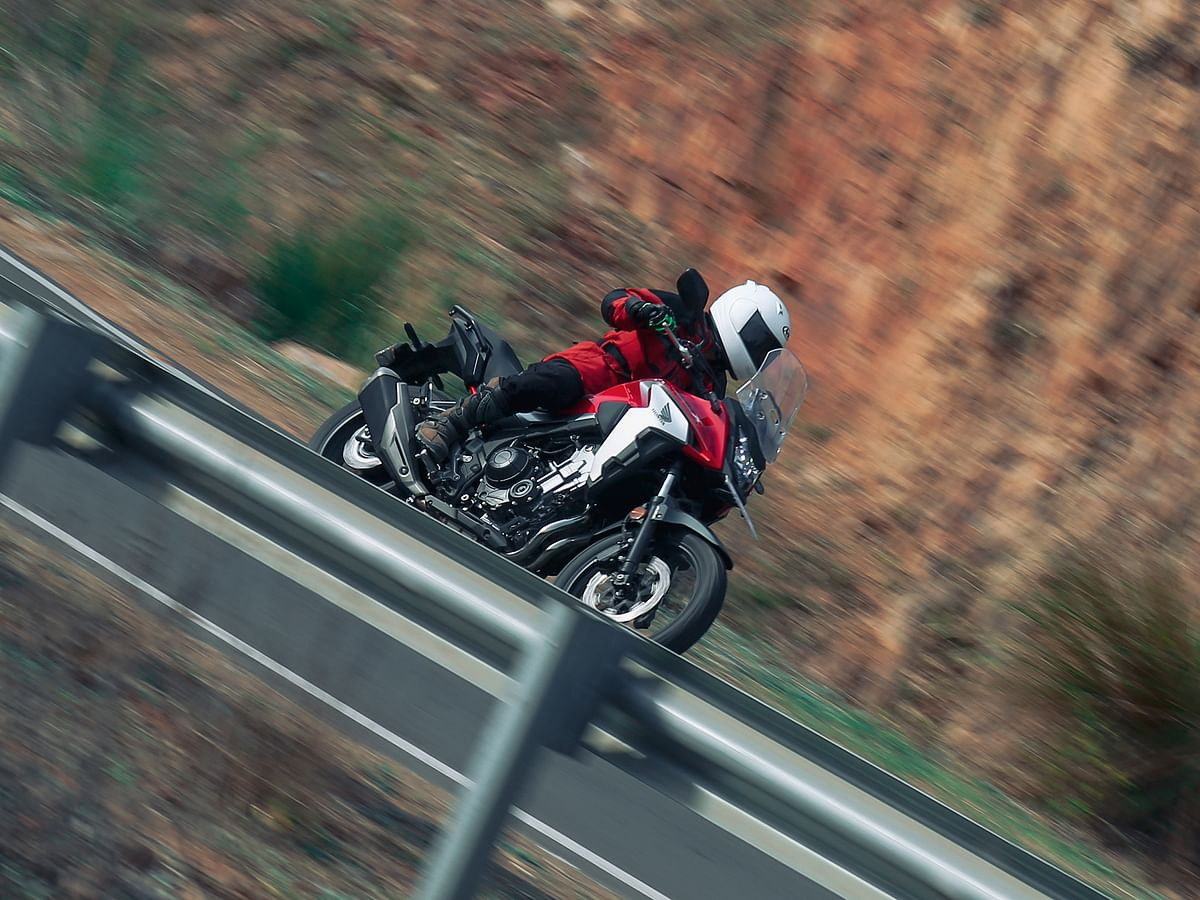 Honda CB500X First Ride Review: Expensive, but impressive