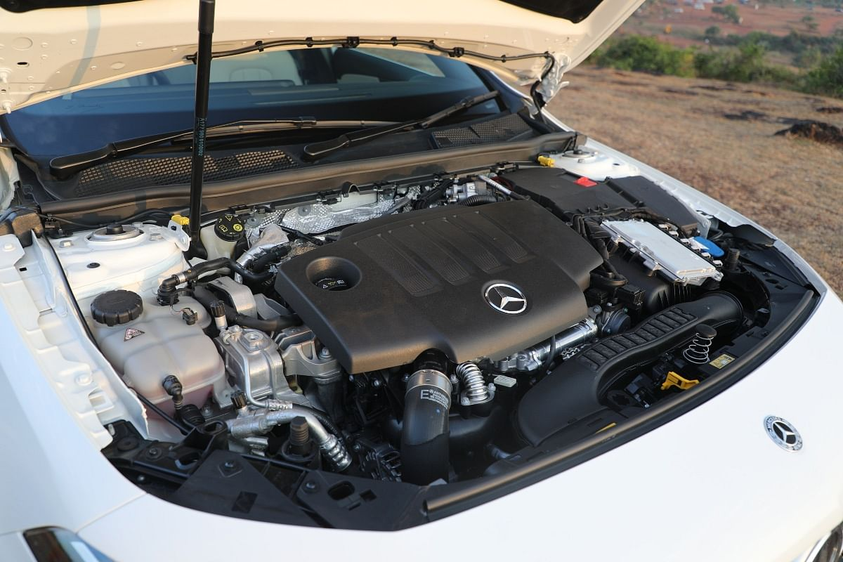 The petrol variant gets a 1.3-litre turbo-petrol unit