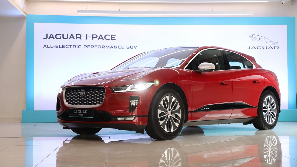 Jaguar launches the I-Pace in India for Rs 1.06 crore