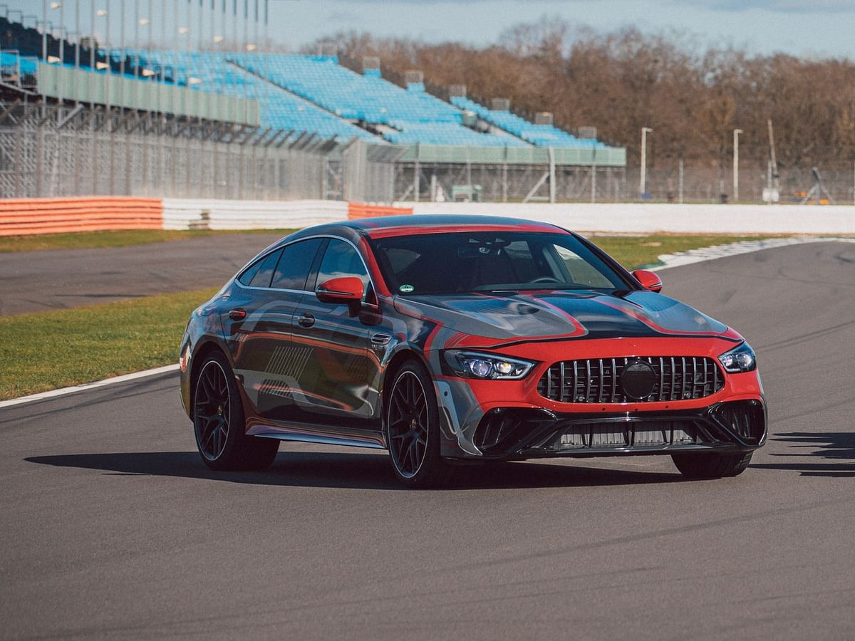 Higher Performance Mercedes AMG GT 4-Door confirmed