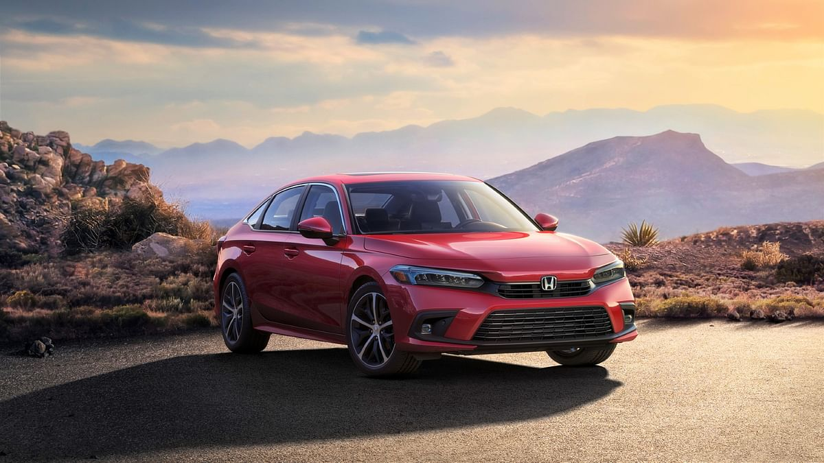 11th Generation 2022 Honda Civic breaks cover