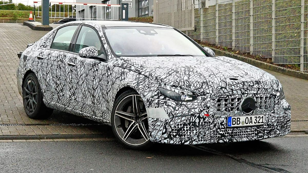 Next Mercedes-AMG C 63 to receive four-cylinder hybrid power