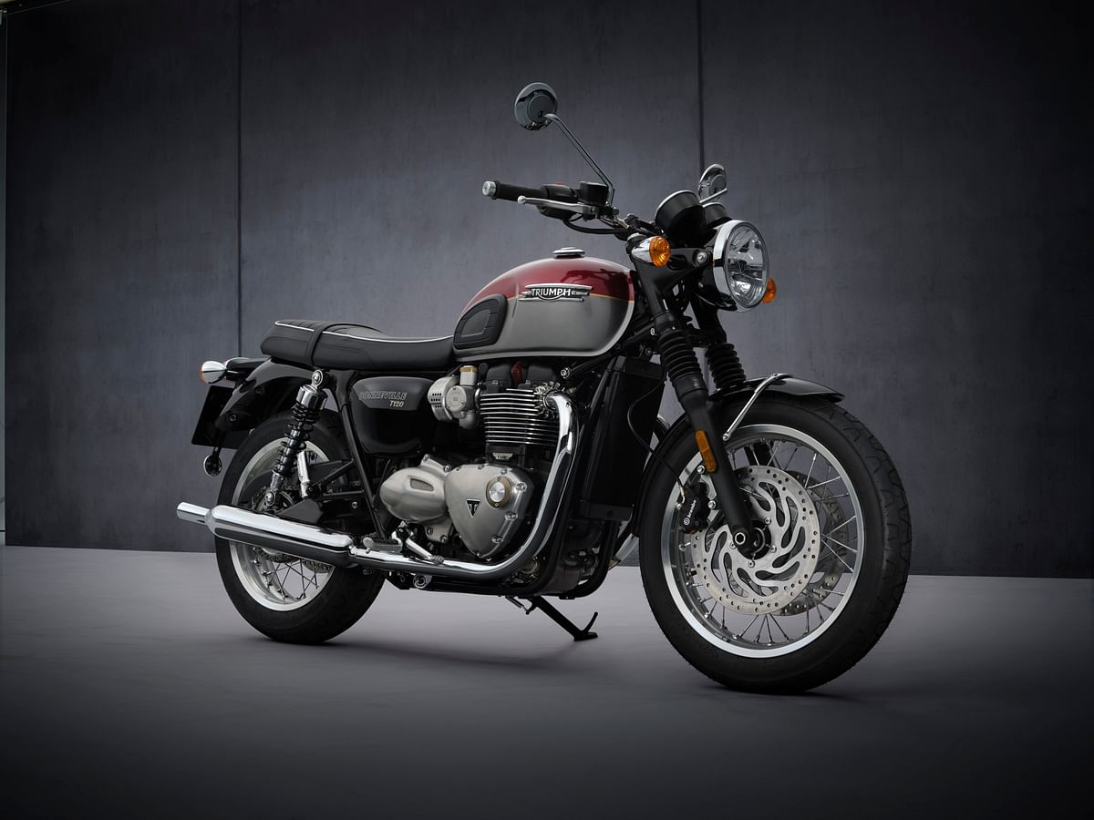 2021 Triumph Bonneville range launched from Rs 7.95 lakh to Rs 11.75 lakh