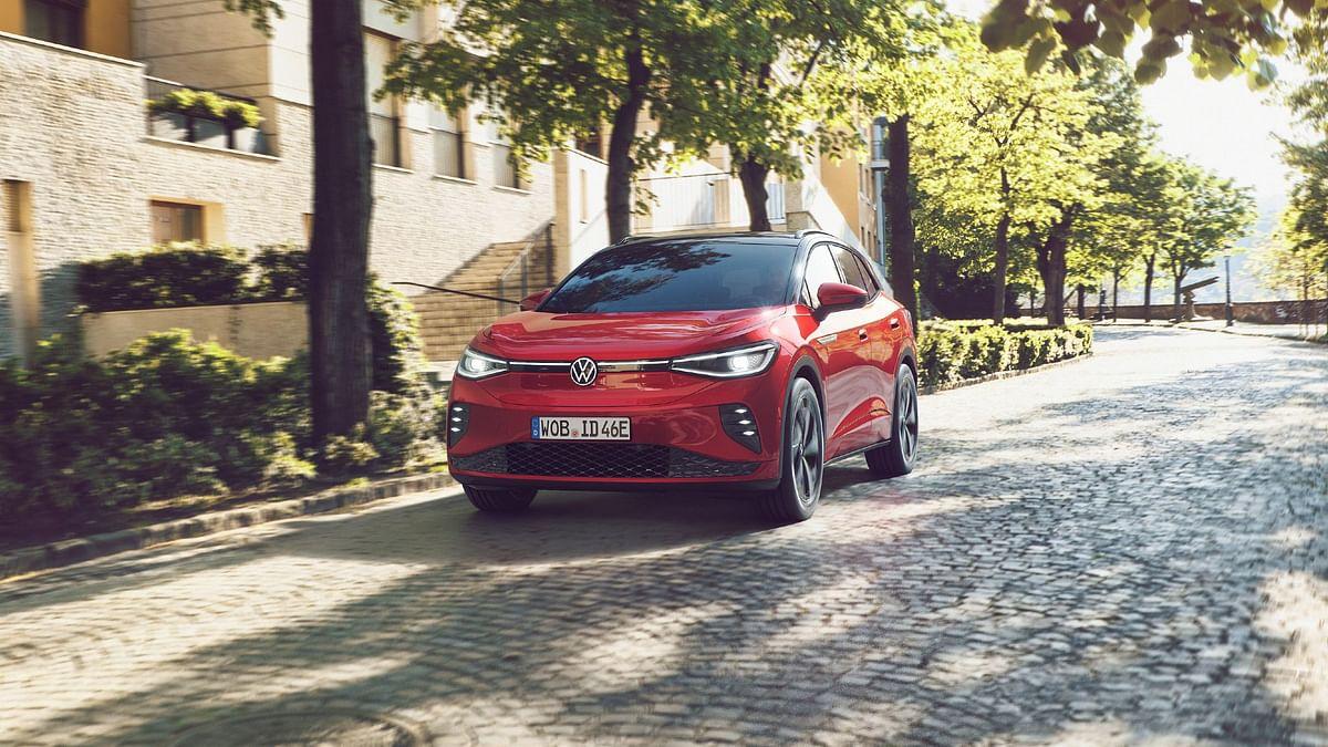 Volkswagen ID.4 GTX unveiled