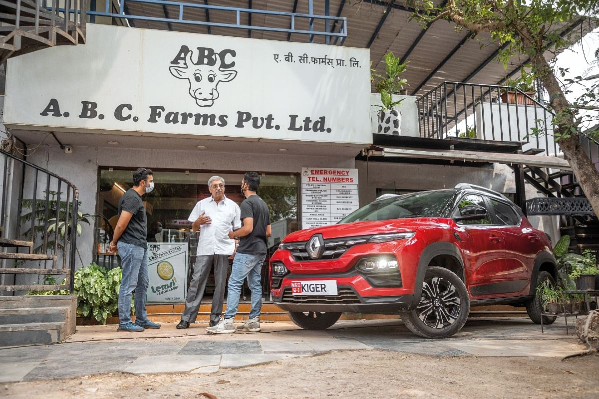 ABC Farms Pvt. Ltd in Pune is one of the largest cheese factories in India