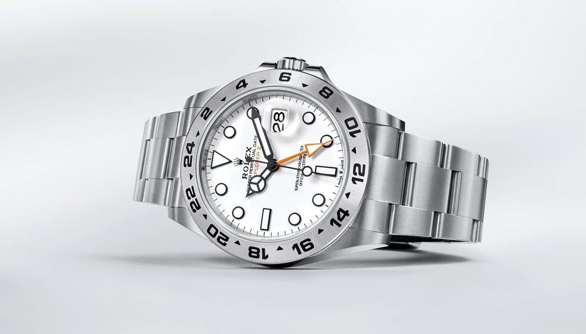 2021 Rolex Explorer II