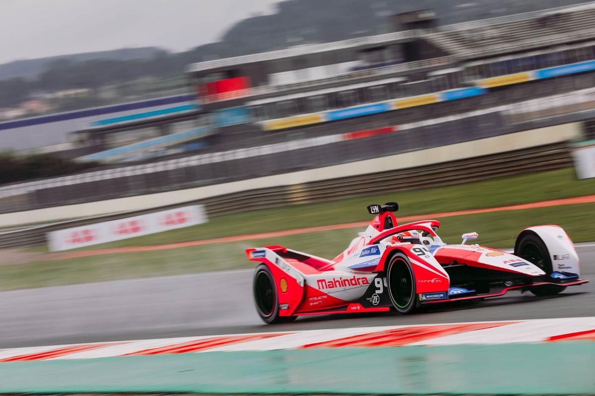 First Formula E podium finish for Alex Lynn in Valencia