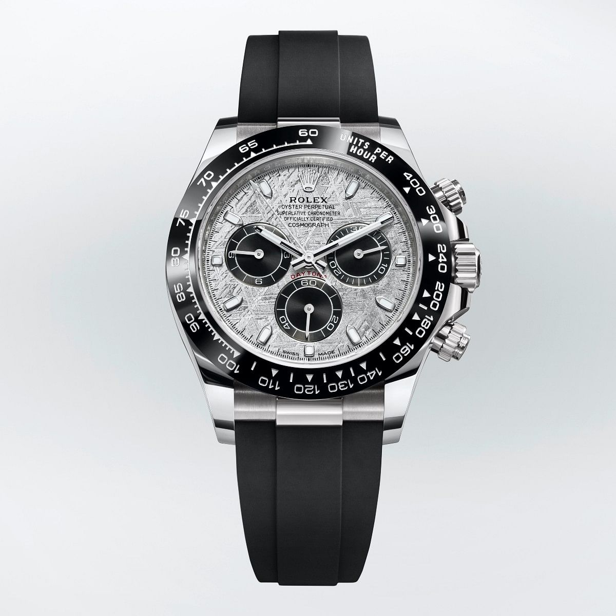 2021 Rolex Oyster Perpetual Cosmograph Daytona in white gold