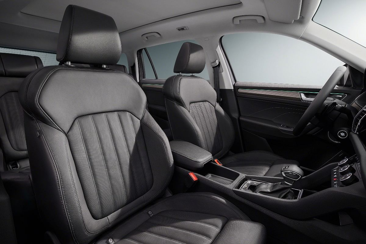 2021 Skoda Octavia gets Ventilated and Massaging 'Ergonomic seats'
