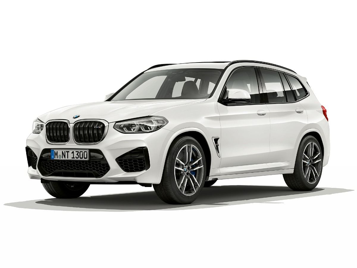The BMW X3 M gets a 3-litre straight-six engine with 476bhp and 600Nm torque