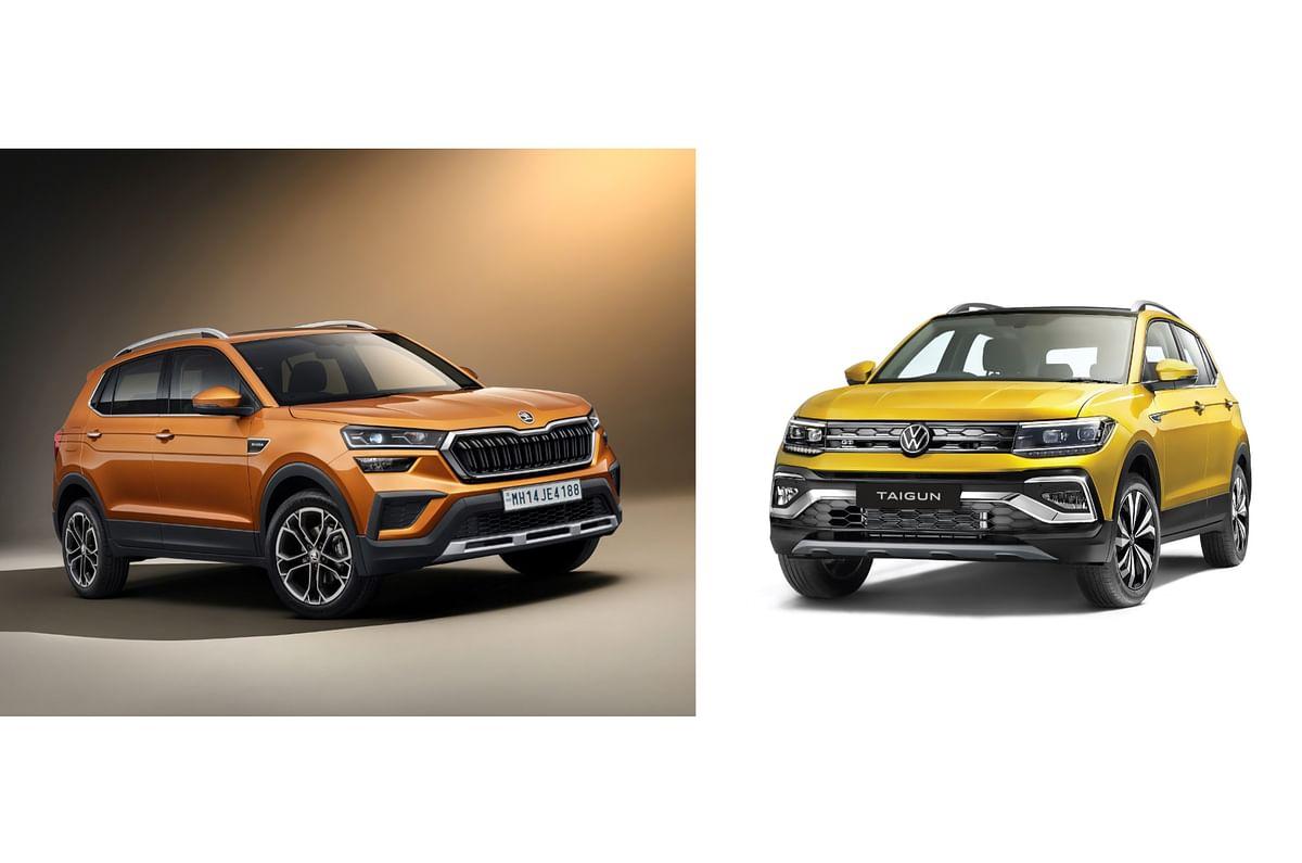 Skoda Kushaq or the VW Taigun? | Sirish's blog